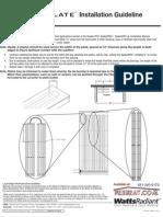 Ph WR FlexPlate Manual InstallationSheet-En-20100414