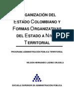 organización del estado colombiano a nivel territorial.pdf