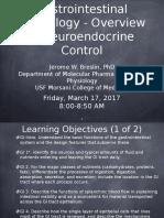 3.17.17 Neuroendocrine Control (Breslin)