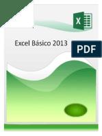 Curso Excel Básico 2013