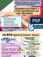 Ppt de Vacunas