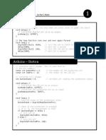 Arduino Workshop Code Handout