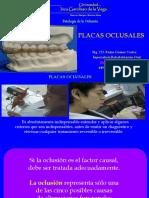 9T Placas Oclusales Nª 1
