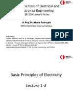 EEE 209 Presentation 2 (Electrical Circuits)