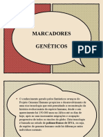 Texto - Marcadores Genéticos