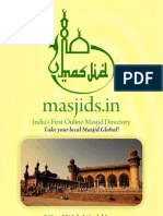 Masjids.in Sponsorship Brochure
