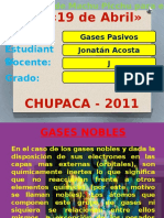 Gases Pasivos