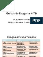Grupos de Drogas TB
