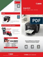 Pixma Mx391 Brochure