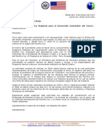 Carta Codechoco