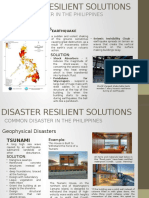 Disaster Resilient Solutions Edited