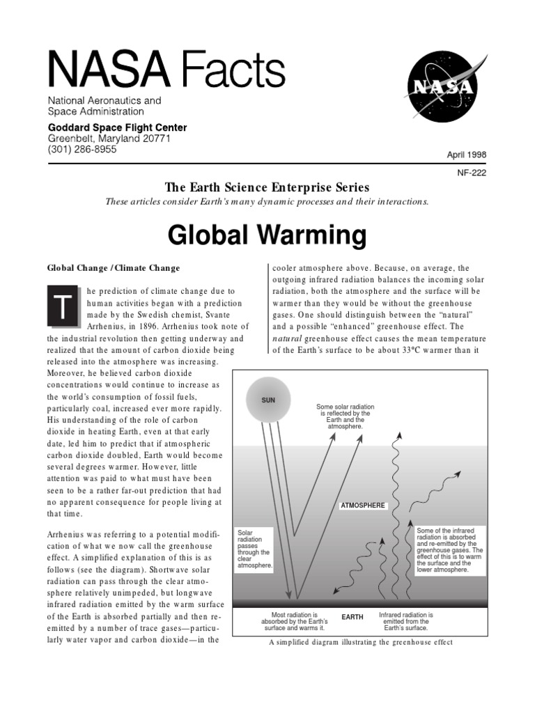 Globalwarmingpdf greenhouse effect global warming pooptronica Choice Image