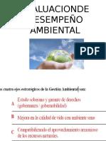 Ejes Del Desempeño Ambiental