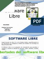 Diapositivas Software Libre Unidad II