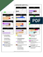 Calendarios Academicos 2015 Postgrado