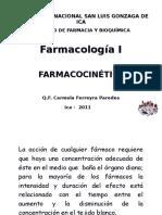 Farmacocin+®tica '11