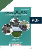 Buku Tatakelola Desa Wisata Kendran-Antara