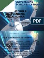 4.- Sistemas de Control