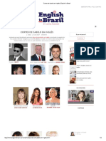 Cortes de Cabelo Em Inglês _ English in Brazil