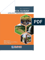 Buku Ekowisata Subak Jatiluwih-Antara