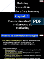 2.-Planeacion Estrategica y El Proceso de Marketing