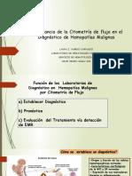 Importancia de la citometria se flujo en el diagnostico de hemopatias malignas .pptx