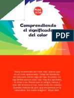 Comprendiendo El Significado Del Color