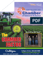 The Chamber Factor, March 2017