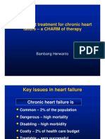 10_2_ the Current Treatment for Chronic Heart Failure - CHARM of Therapy - Bambang Herwanto, MD, FIHA