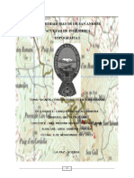 Signos Convencionales en Topografia