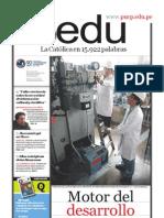 PuntoEdu Año 3, número 95 (2007)