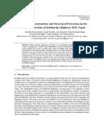 RockFall Characterizacion and Protection