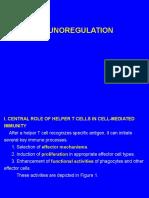 Immuno Regulation