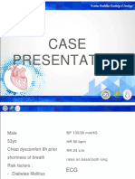 1_4_ Case Presentation - PCI in NSTEMI and DM-ND - Arief Rachman Hakim, MD