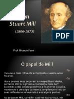 15 A Escola Clássica de Economia III Mill.ppt