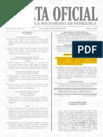 G.O. N° 41.117-20-MAR-2017 - NORMAS COPIADORES DE SENTENCIA TRIBUNALES