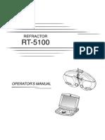 Rt5100 Manual