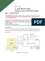 ECE462 Motor Lab Experiment2