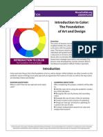 Lesson Color
