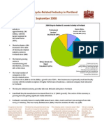 2008 Portland Bicycle-Related Economy Report