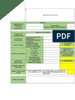 Formato Analisis Check List OCRA