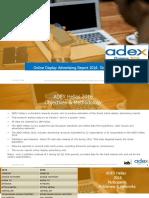 Online Display Advertising Report 2016 Greece