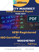 Equity Market Prediction for 29-03-2017-TradeIndia Research