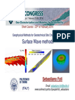 Foti SurfaceWaveMethods