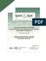 Livro de Casos Do Quanti & Quali 2008