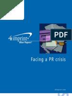 Blue Paper PR Crisis