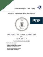 cooperativa textil bomintzha