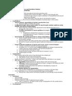 Unit 3 Physiology Skafar Pregnancy and Partuition