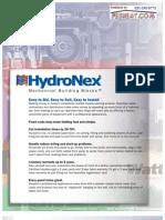 Watts Radiant HydroNex Catalog En-20100519