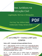 Aspectos Jurídicos Na Construção Civil_